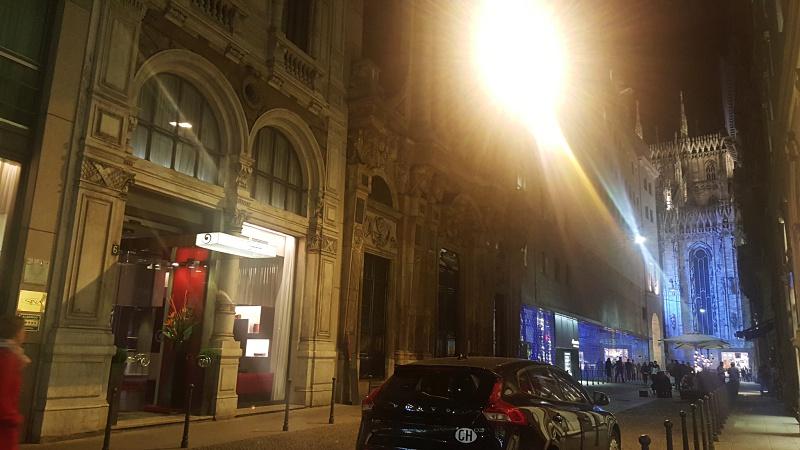 Via San Raffaele Hotel Gray