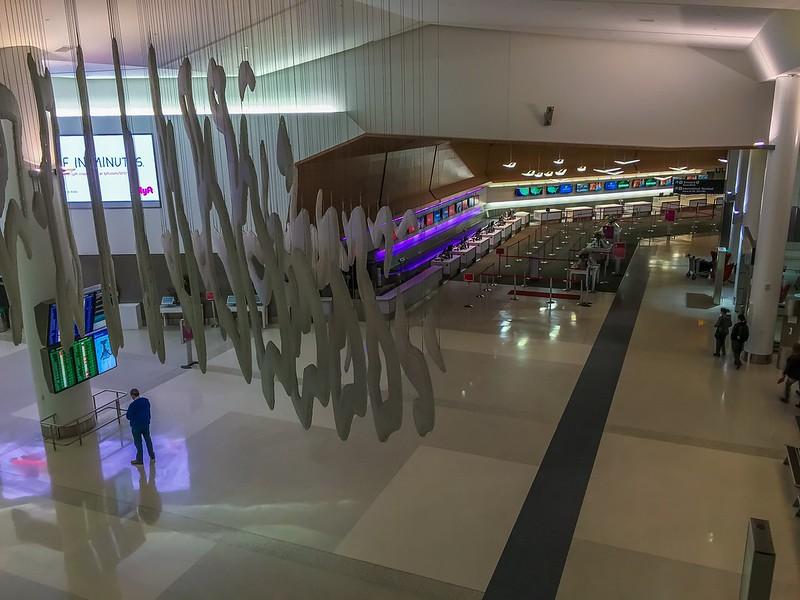 SFO Terminal 2, Part 2