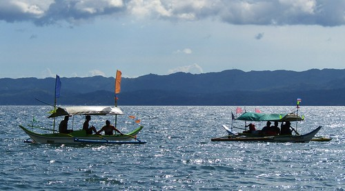 motorized banka outrigger ocean bantigue beach resort ormoc city leyte eastern viasyas philippines pinoy pinas wife trip 2016 boats canoes canoe boat