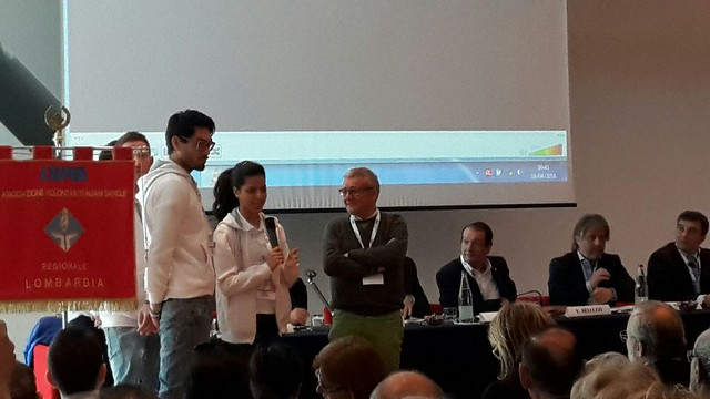 Assemblea Avis Regionale Lombardia 2016