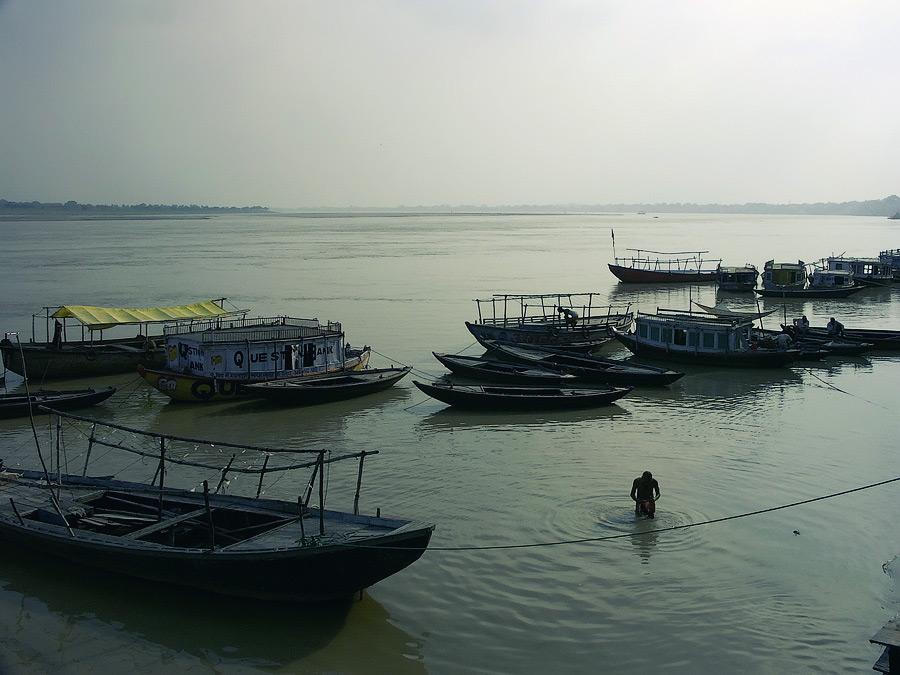Великий Ганг, Варанаси