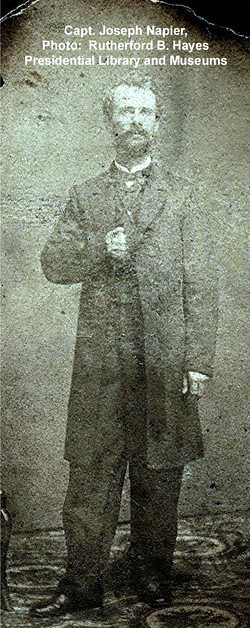 Captain Joseph Napier