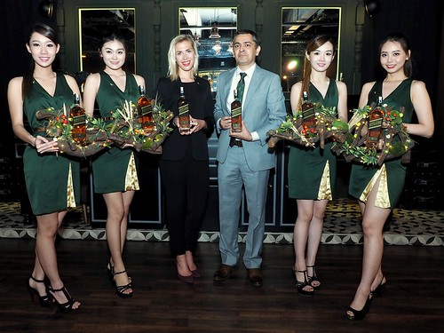 Johnnie Walker Green Label Launch Malaysia