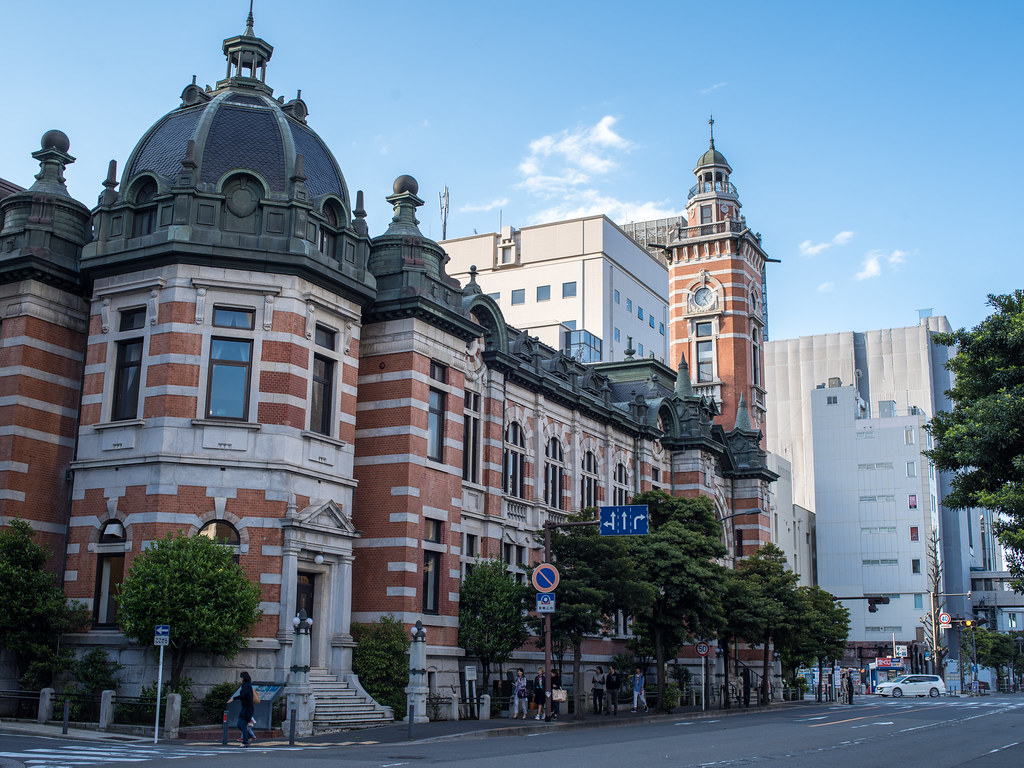2016GWお散歩⑤_開港記念会館
