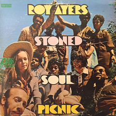 ROY AYERS:STONED SOUL PICNIC(JACKET A)