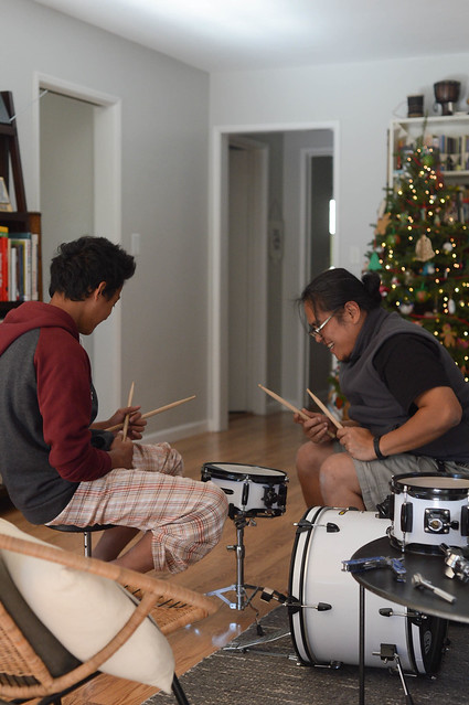 a drum lesson from tito don
