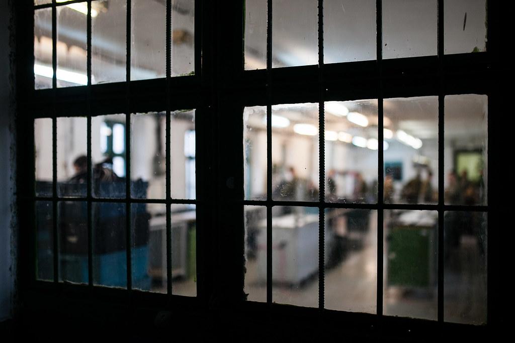 Munka a börtönben