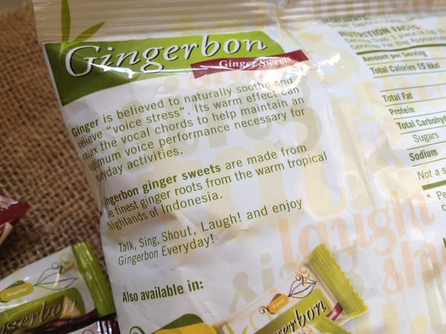 Gingerbon