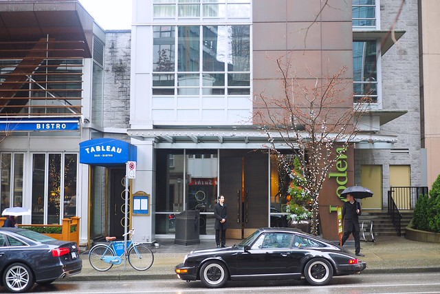 Loden Hotel | Coal Harbour, Vancouver