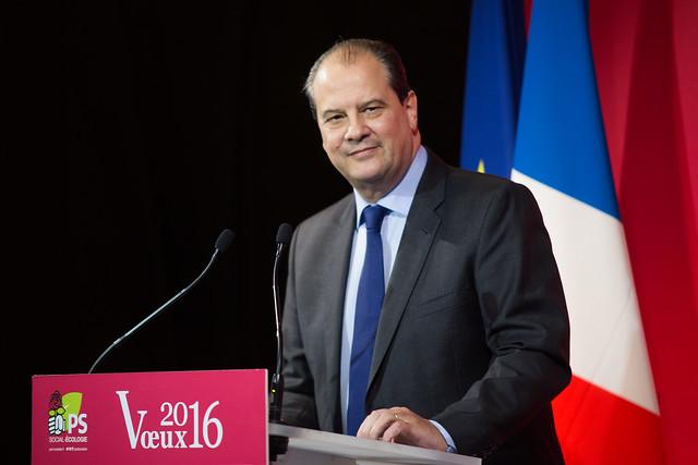 2016- Voeux à la presse de Jean-Christophe Cambadélis