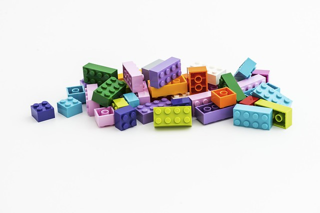 New Lego bricks