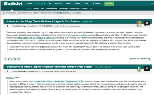 Slashdot: News for nerds, stuff that matters_zeeb8