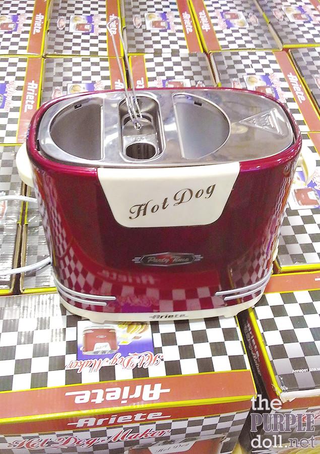 Ariete Hotdog Maker