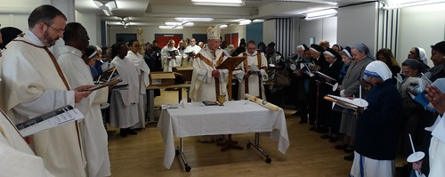 Closing Mass of Year for Consecrated Life
