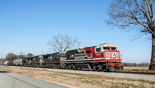 NS Train 362
