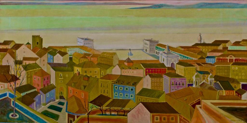 O Tejo (1967) - Carlos Botelho (1899 - 1982)