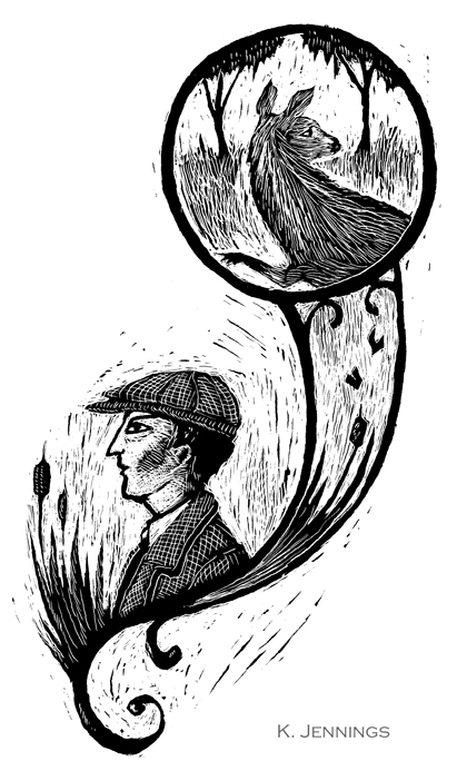 Illustration Friday: Mystery