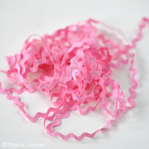 Pink Rik Rak