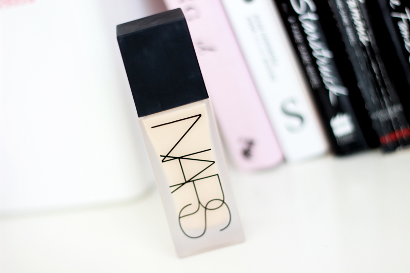 NARS All Day Luminous Foundation Review Swatches