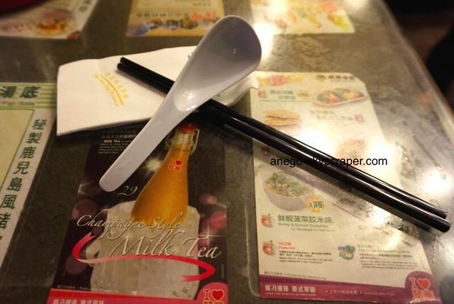 翠華 麺を食えということ?