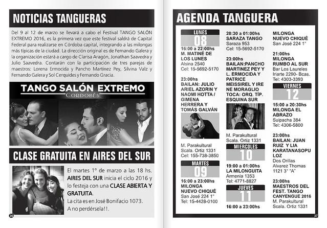Revista PUNTO TANGO Enero 2016-4