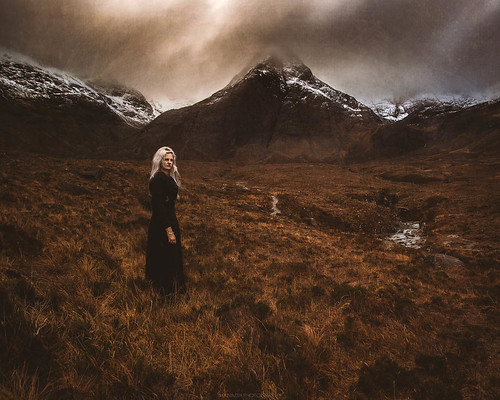 By the Cuillins