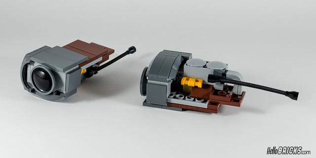 REVIEW LEGO 21303 WALL-E LEGO IDEAS 13