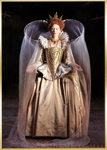 Cate Blanchett in Elizabeth The Golden Age (2007)