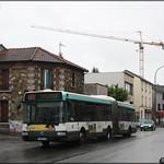 Irisbus Agora L - RATP (Régie Autonome des Transports Parisiens) n°1729