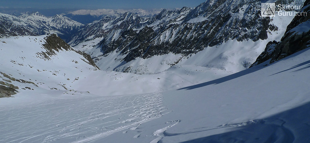 Wildes Hinterbergl Stubaiské Alpy Österreich foto 16