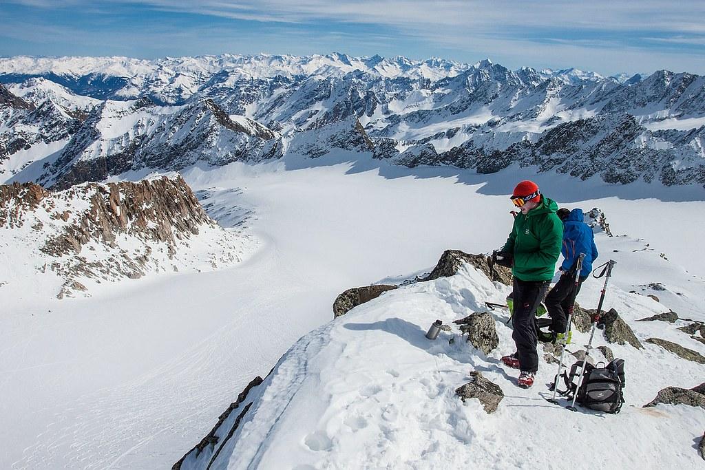 Lisenser Fernerkogel, Stubaier Alpen, Tirol, AUT. Foto: Jakub Cejpek, cejpek.com:http://www.cejpek.com/