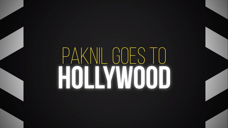 PAK NIL GOES TO HOLLYWOOD - TITLE MONTAGE