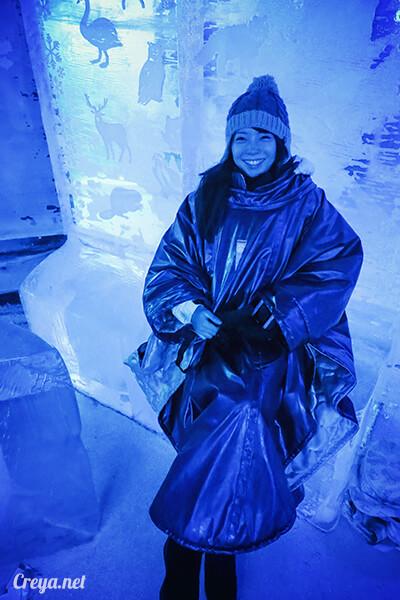 2016.03.24 ▐ 看我歐行腿 ▐ 斯德哥爾摩的 ICEBAR 冰造酒吧,奇妙緣份與萍水相逢的台灣鄉親破冰共飲 14.jpg