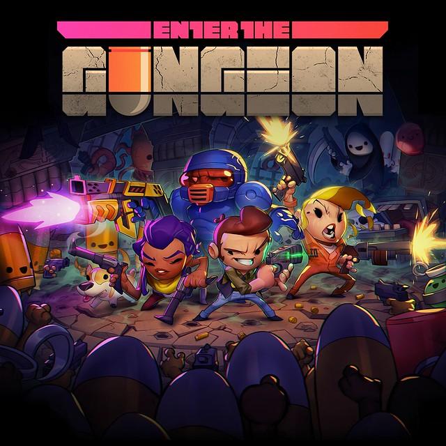 Enter The Gungeon – PS4
