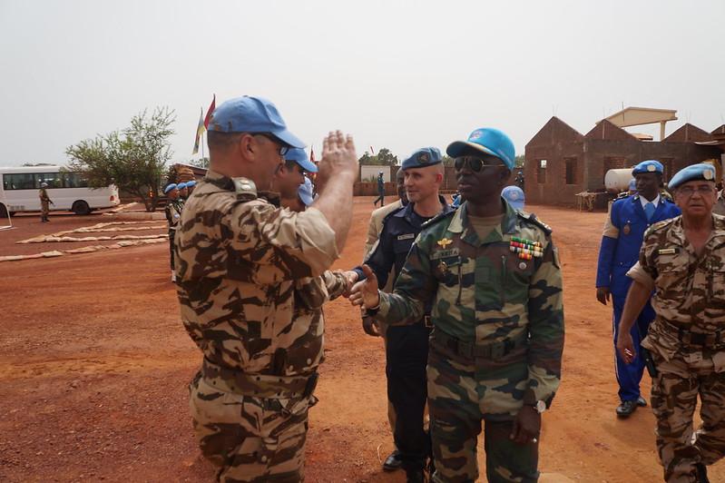 Maintien de la paix dans le monde - Les FAR en République Centrafricaine - RCA (MINUSCA) - Page 3 25585086220_ab16c9ca0d_c