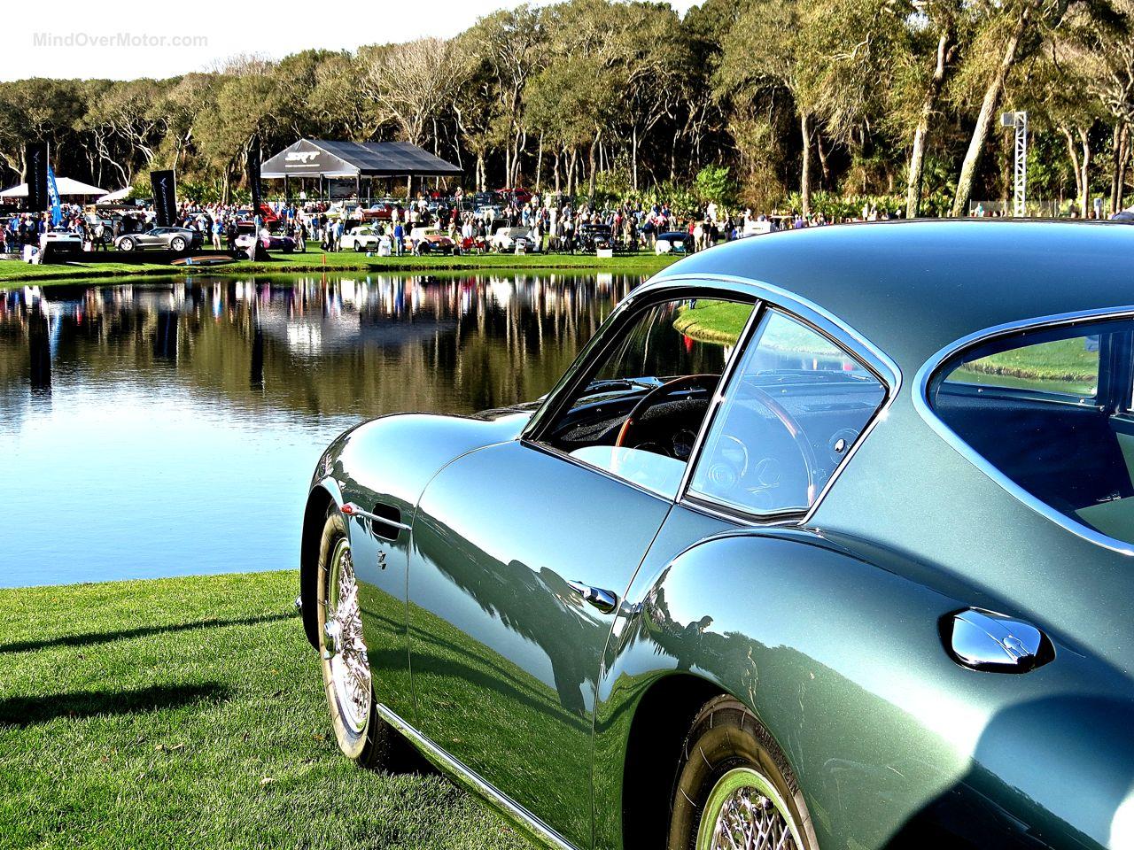 Aston Martin DB4 GT Zagato Amelia Island 7