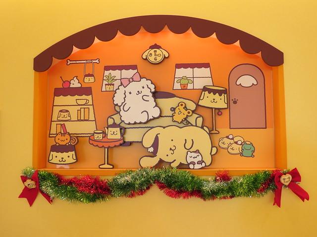 PomPomPurin Cafe, Harajuku