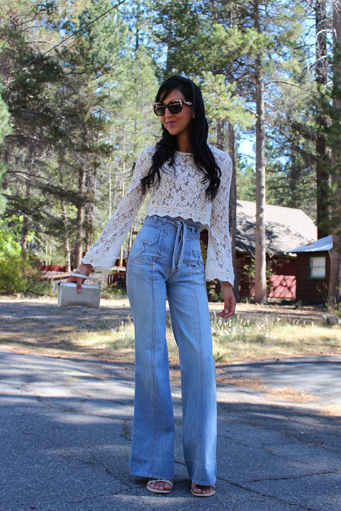 Flares and Lace 6