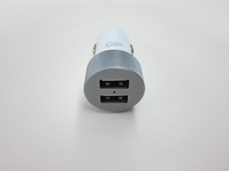GP USB Car Charger - Ports