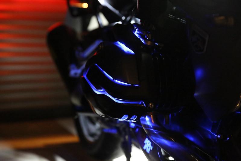 BMW R1200RS LED Illuminationa