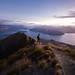 Roy's Peak, NZ by kimiris