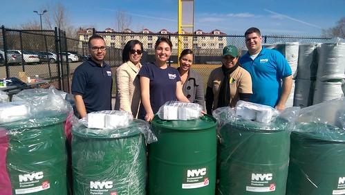 Bronx Rain Barrel Giveaway