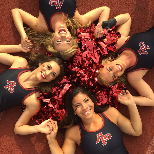 Azusa Pacific University Cheerleading