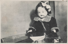Close-up of a doll