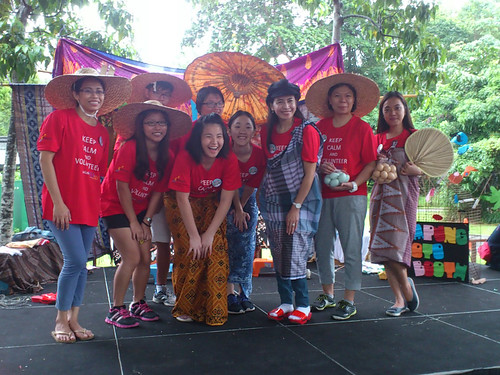 Kampung Photo Booth for Ubin Open House, 2015