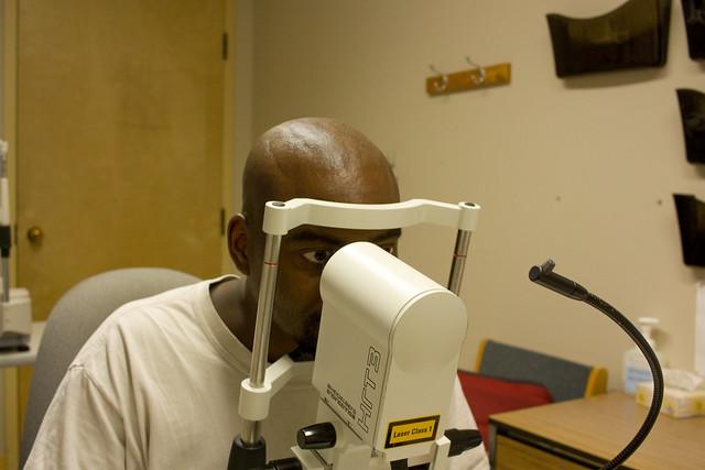 Heidelberg Retina Tomograph