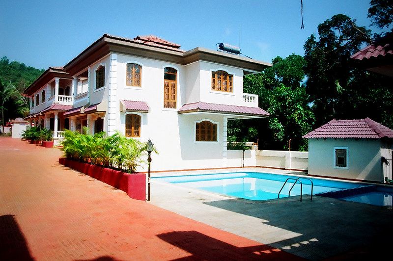 4 Bed Room Villa Near Baga & Calangute beach