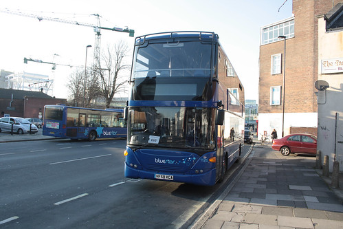 Go South Coast 1126 HF58KCA