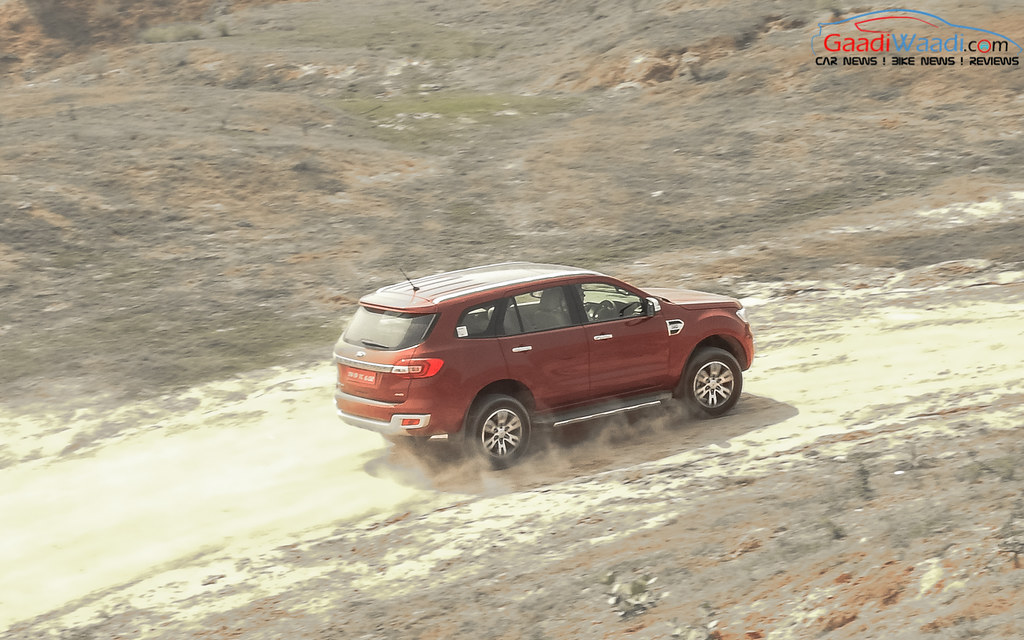 2016 ford endeavour 3.2 india
