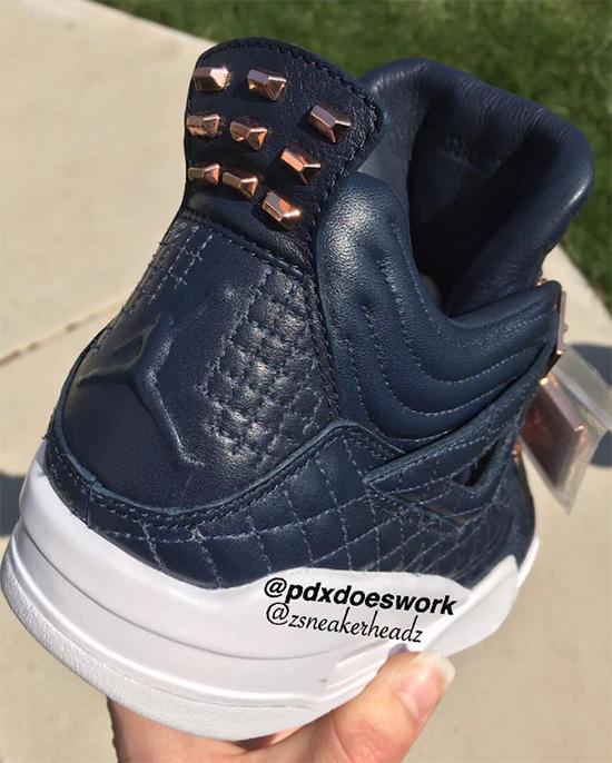 Air Jordan 4 Premium Obsidian (4)
